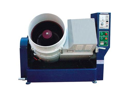 高效型流動式光飾機、渦流機