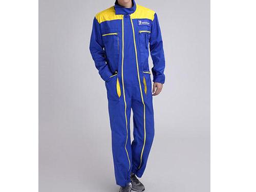 杭州耐臟工作服哪里有廠家 慶豐制衣