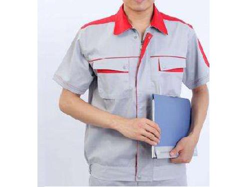 寧波工廠工作服哪里好 慶豐制衣 公司 純棉 耐臟 白領 專業