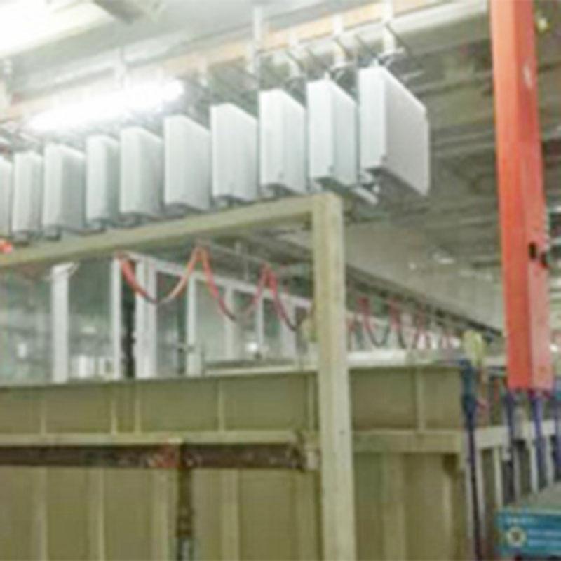 桥头铝表面氧化设备设备_庆永机电_铝材_小型_全自动_阳极