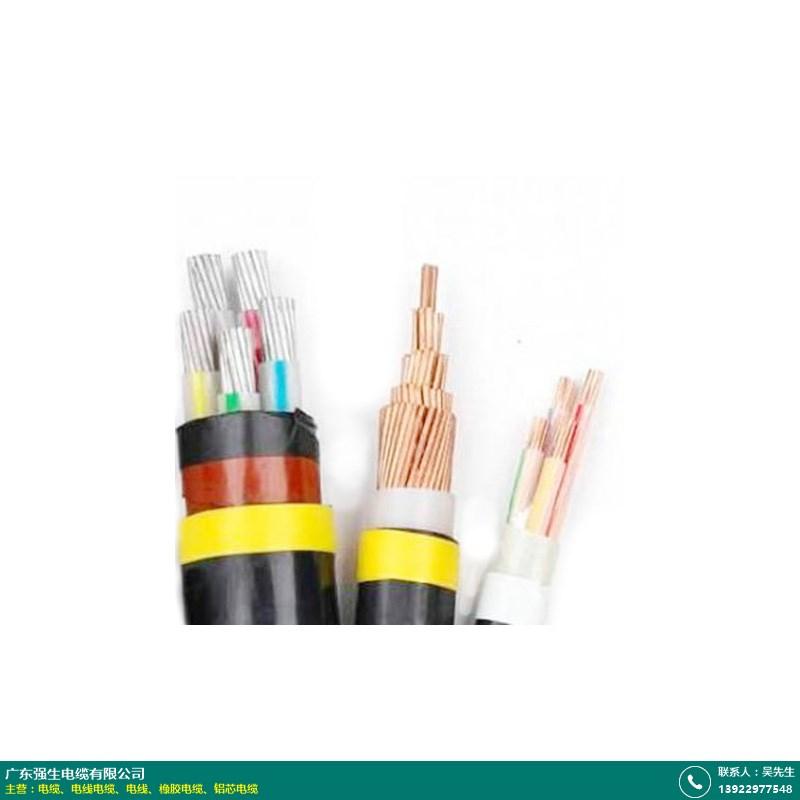 家電電纜價格一般多少錢_強生電纜_耐高溫_電力通用_環威