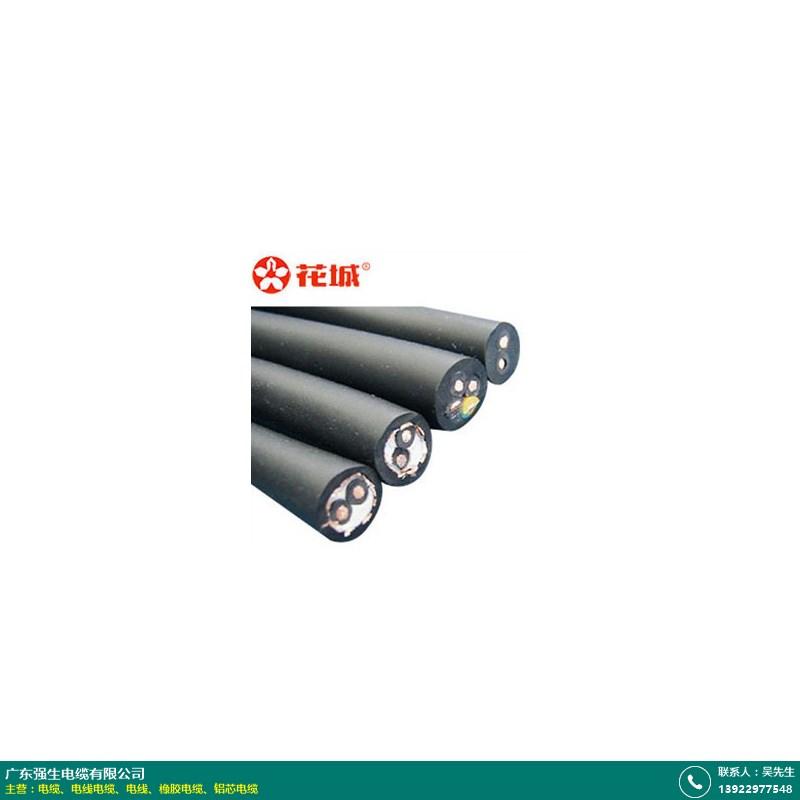 家用铝芯电缆价格多少钱一方_强生电缆_高强度_低烟无卤料_铜芯