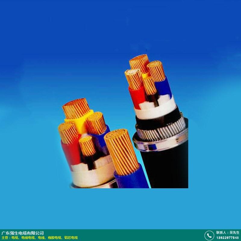 摩擦电缆价格多少钱一方_强生电缆_高压_耐晒_东佳信牌