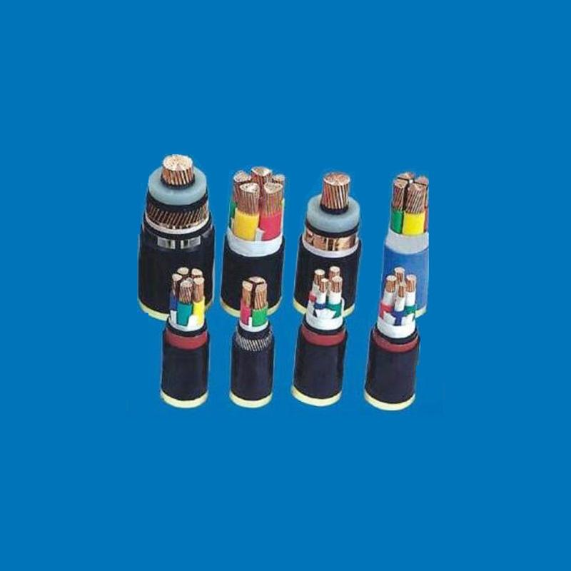 橡膠鋁芯電纜制造商_強生電纜_低電阻_分支_小功率_環市珠江牌