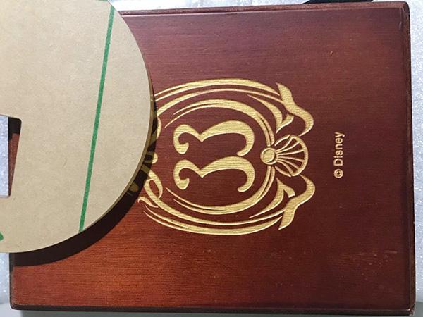 东莞木首饰盒激光雕刻