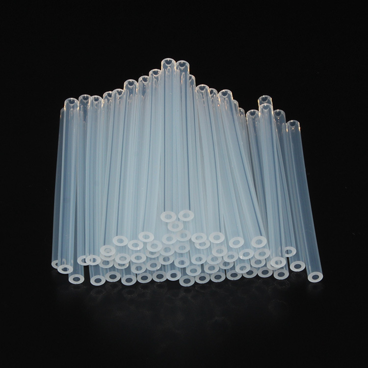 武汉安全无味食品级硅胶管供应_瑞祥硅胶_卫生级管_彩色_直饮水管
