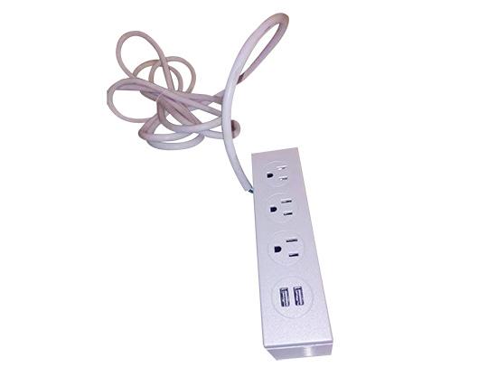 電源插座鋁型材