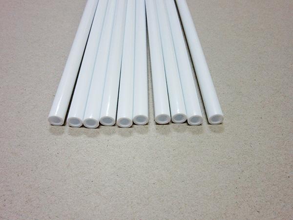 白色改性POM管Ф10xФ7.5mm