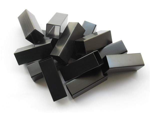 黑色ABS方管