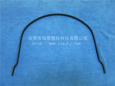 【瑞展塑胶】厂家供应PVC定型扁条童车帆弓条 举报
