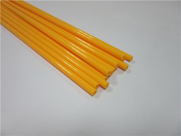 橙色POM圆管