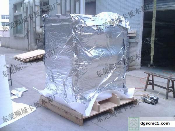 东莞真空木箱