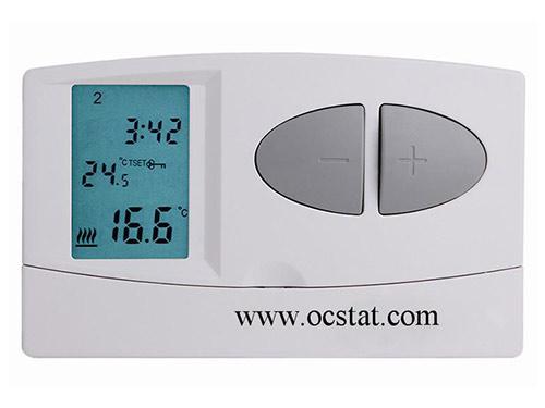 家用及商用可編程智能水暖溫控器