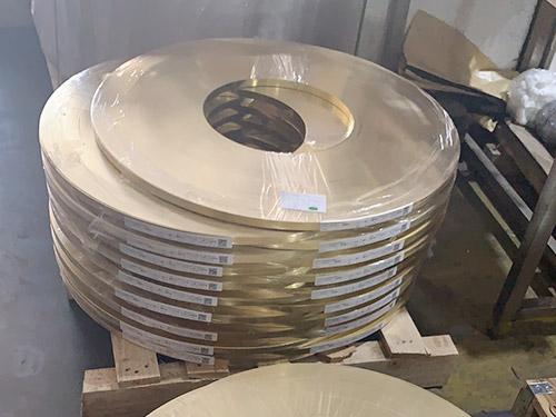 黄铜带回收