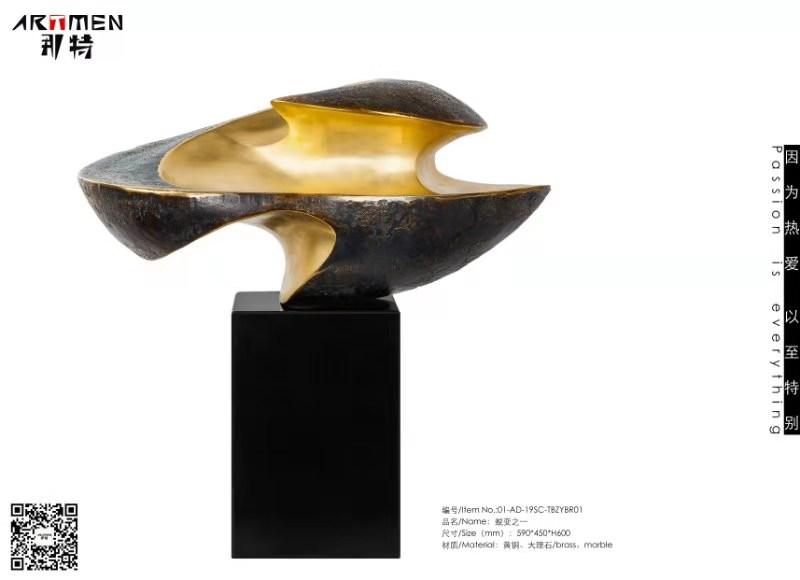 铜工艺品摆件
