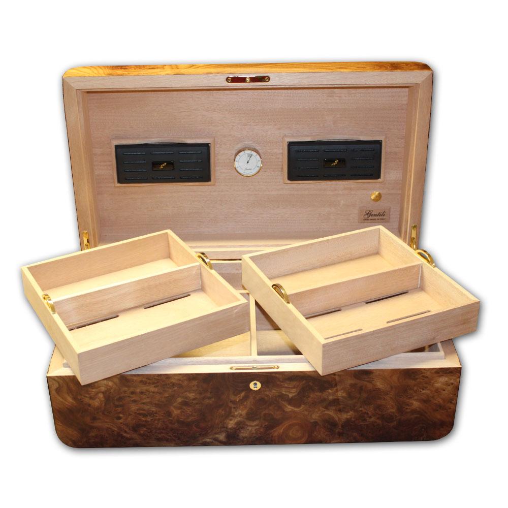 木制雪茄盒