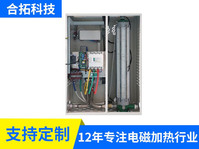 380V 30-40KW全橋水冷采暖爐結構