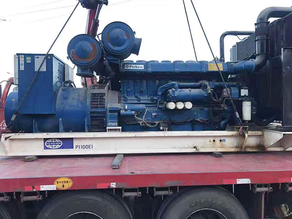 長期二手發電機回收