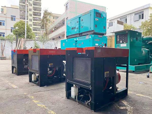 箱式發電機回收