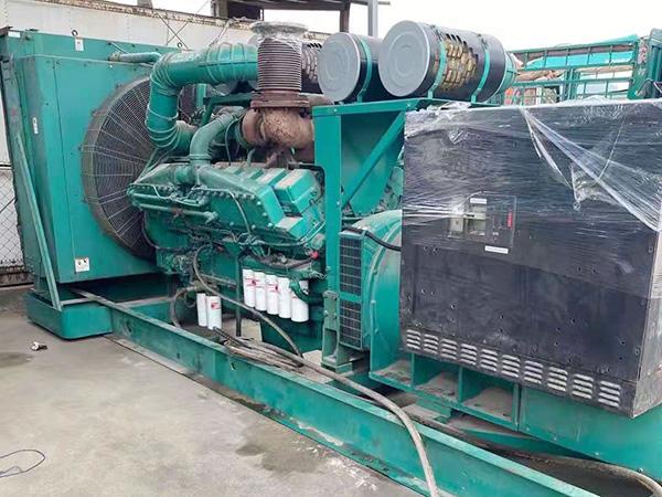 廣東高價回收發電機
