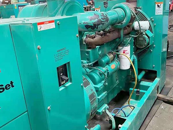 深圳發電機回收