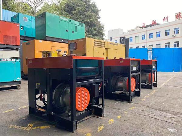 箱式發電機高價回收