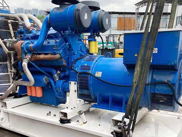 佛山高價回收發電機