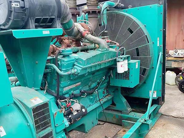 東莞回收發電機