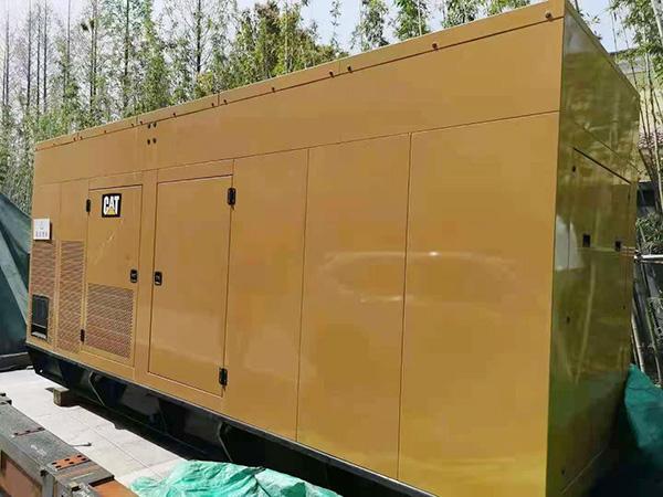 中山發電機回收