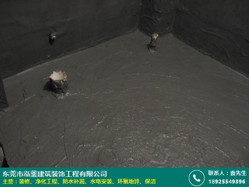 外墻防水補漏服務如何得到好評的_泓鎣建筑裝飾
