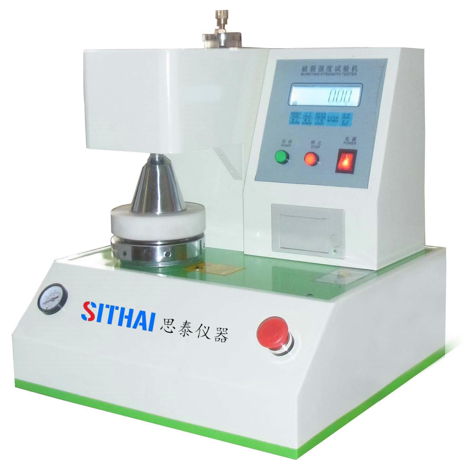 全自动纸板破裂强度试验机 ST-315A