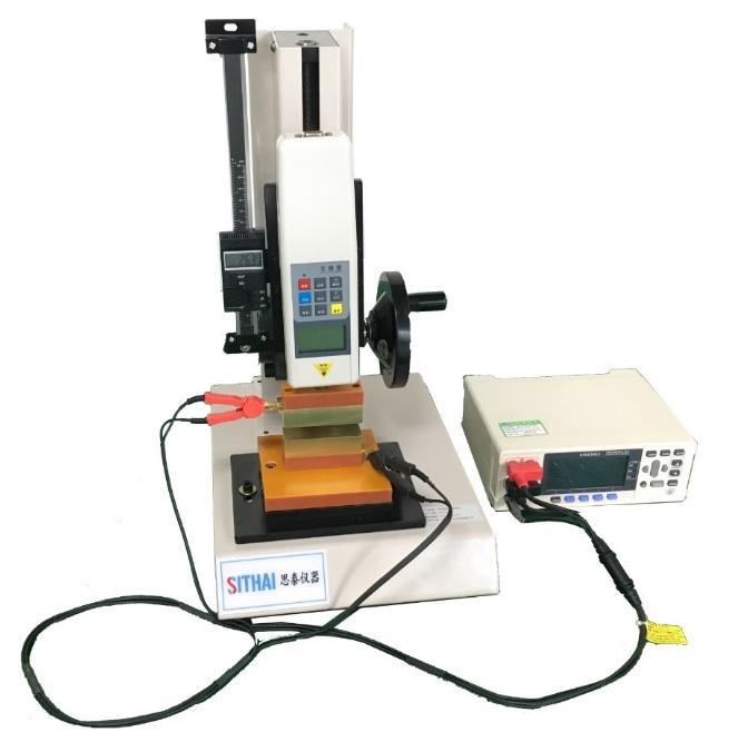 泡棉压缩电阻测试仪 ST-100D