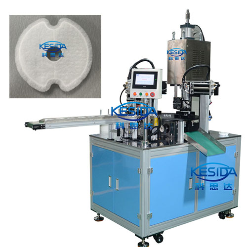 寵物過濾器自動組裝焊接機