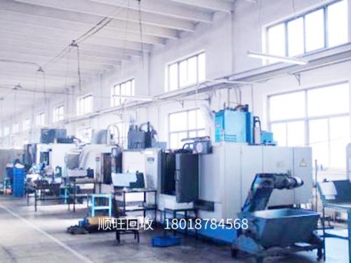 工廠設備回收