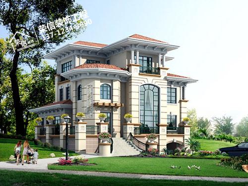 grc水泥构件制品-太和侨别墅