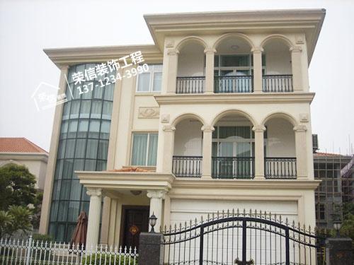 grc水泥装饰构件别墅