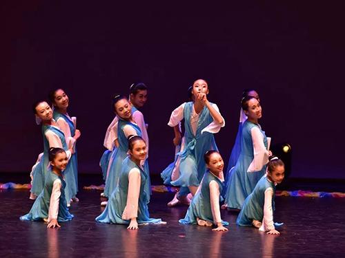 2018年7月新加坡亞洲舞蹈藝術節芭蕾表演
