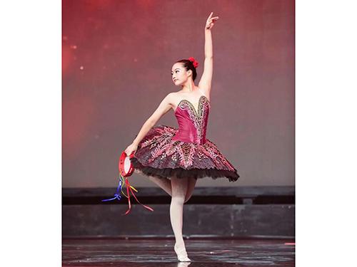 2020年8月朱麗葉首屆《2020明日之星獨舞大賽》表演04