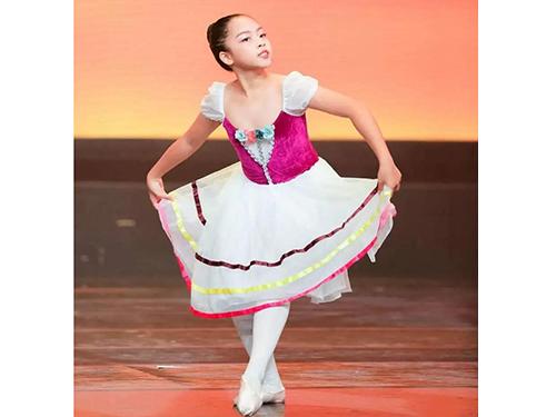 2020年8月朱麗葉首屆《2020明日之星獨舞大賽》表演