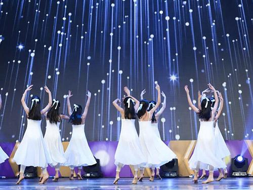 2018東莞廣電首屆少兒電視舞蹈大賽銀獎劇照