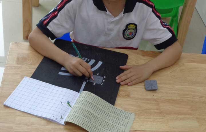 足以改变中国汉字书写基础教学历史的创新科技