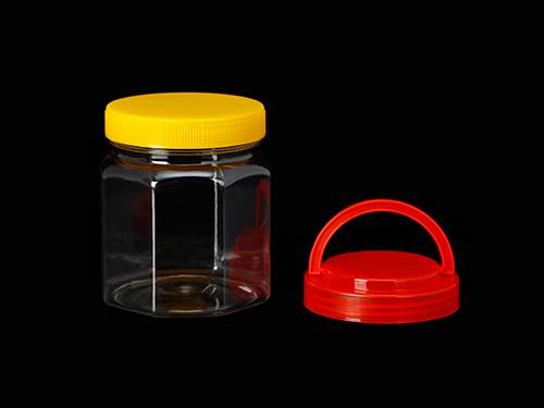 六角瓶,剁辣椒pet瓶子定制厂家