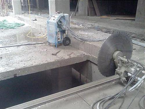 混凝土切割工程