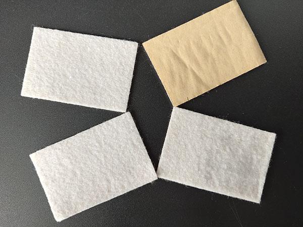 贴牛皮纸针棉