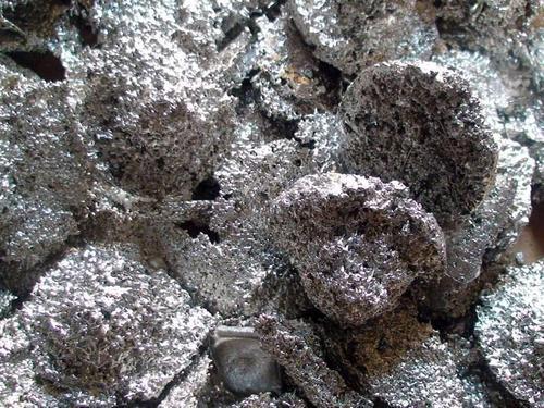 回收含銀錫