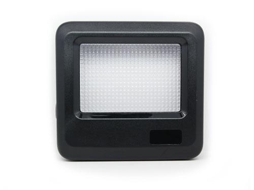 LED照明户外灯黑色外壳透镜系列
