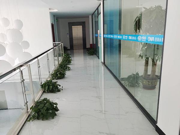 辦公室走廊裝修