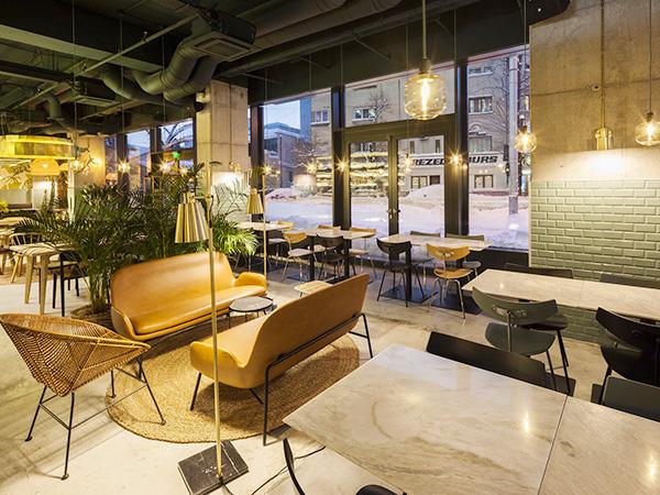 東城餐飲店裝修