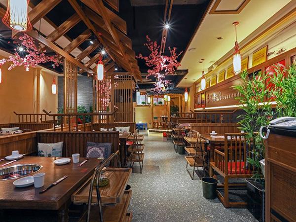 塘廈餐飲店裝修