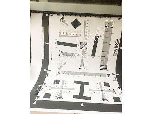 超大圖卡特種紙弱光打印